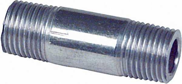 Rohrdoppelnippel V2A 1 1/2'' x 80mm EG 23
