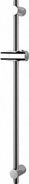 Brausestange Idealrain 720mm M & S mit schwenkbarem Druckknopf-Schieber