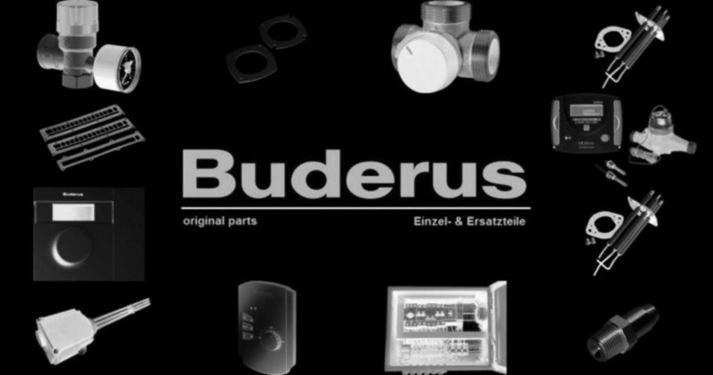 """Buderus 87185713510 Anode G1 1/2"""" D26x625mm everp"""