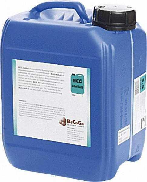 BCG Selbstdichtmittel -Abfluß Kanister = 5 Liter