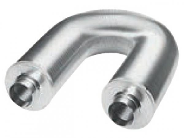 Buderus SDF 160, Flexibler Schalldämpfer, Zu-/Abluft, DN160, 7738112853
