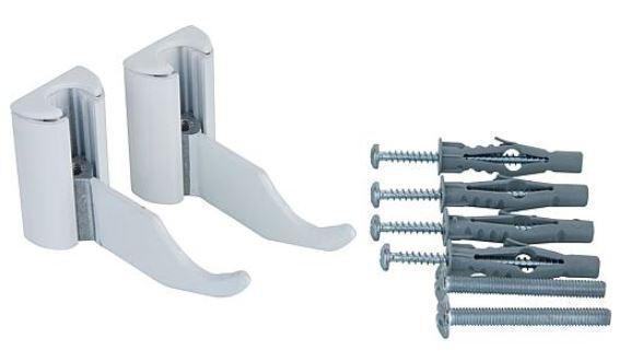 Wandkonsole Typ A20 passend zu Dual 80 Alu-Heizkörper VPE = 2 Stück