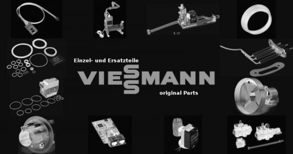 VIESSMANN 7822743 Kesselanschluss-Stück 80/125