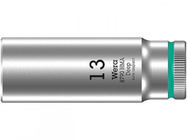 Steckschlüsseleinsatz WERA 1/4', 6-kant, lang, SW 5,5 Länge 50mm