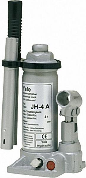 GEWA-Universalheber Typ WJH-8 Tragkraft 8 to, Bauhöhe 225mm Hub 152mm, zustz. Spindelhub 70mm