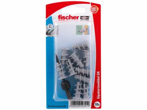 Fischer 52391 Gipskartondübel GK SB-Programm