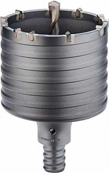 Hammerbohrkrone mit Gewindeaufnahme D=82mm L=80mm