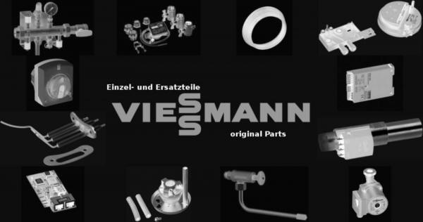VIESSMANN 7813210 Flexibles Gaszufuhrrohr DN20
