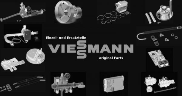VIESSMANN 7048515 Tauchhülse 4-fach G1/2 x 415 mit 4 Fühlerrohren