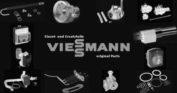 VIESSMANN 5204252 Aufnahme Betriebsanleitung hellgrau FK/WA