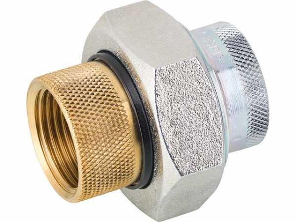 Isoliertrennverschraubung ISO-RID DF25, (1')