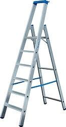 Stufen-Stehleiter Arbeitshöhe 3, 90 Standhöhe 1, 90 Lönge 2, 71 Stufen 8