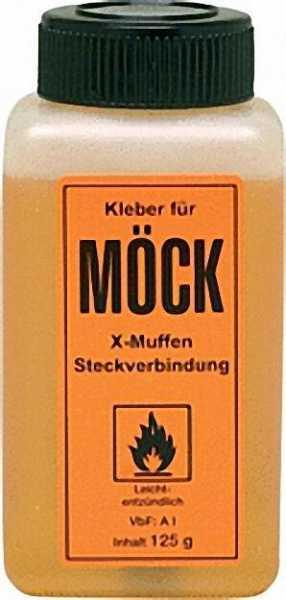 MÖCK Kleber in Pinselflasche (125 cm³)