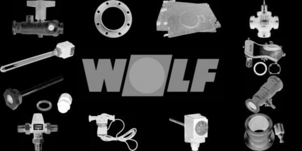 WOLF 8900170 Verkleidung und Isolierung