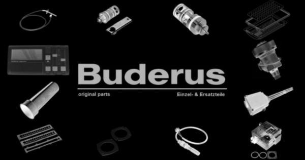 Buderus 8733703838 Gebläse 675mm
