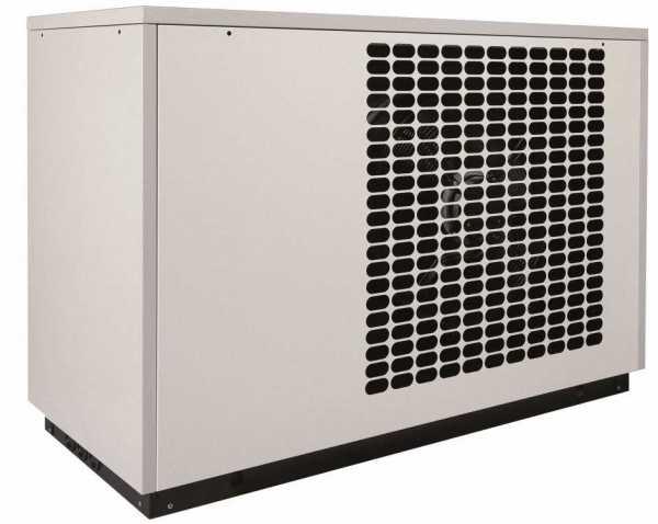 DIMPLEX 375530 LA 6S-TU Hocheffizienz Luft/Wasser-Wärmepumpe für wandnahe Aufstellung