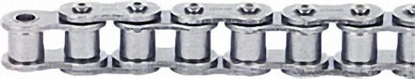 Einfach-Rollenkette DIN 8187 Nr,08B-1 (1/2''x5/16'') Rolle mit 5,017 m