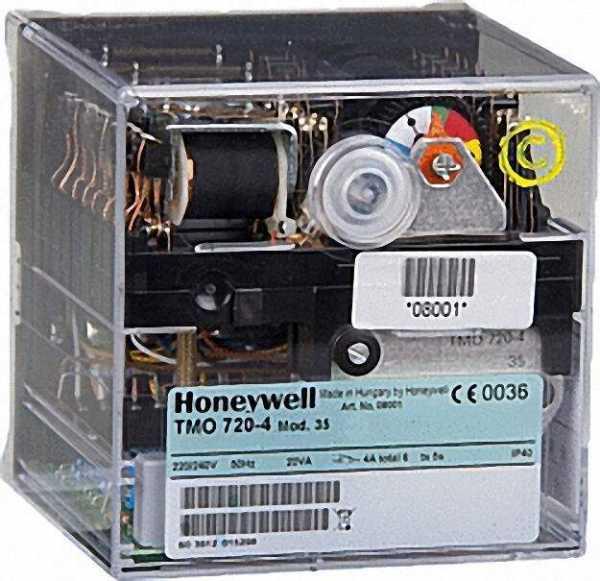 HONEYWELL Relais Satronic TMO 720-4/35