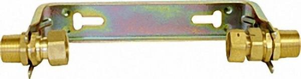 SCHLÖSSER Wasserzählerbügel 1''x 1'' für Zähler Qn 2,5