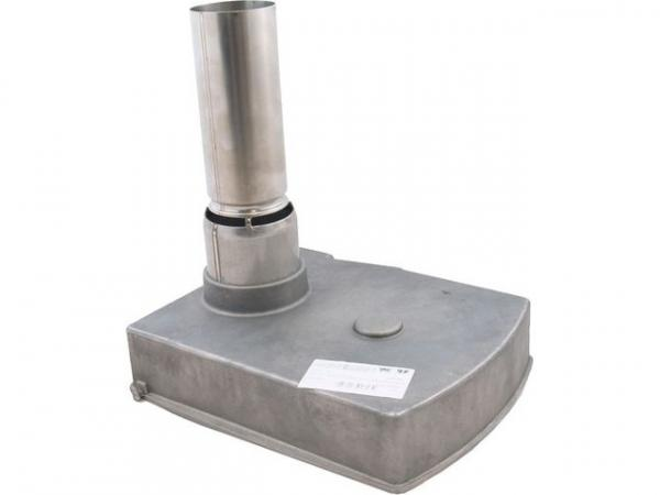WOLF 2414161 Gehäuse mit Brennerrohr RE 1.1 1.5 LN
