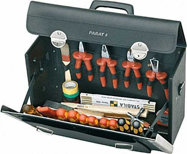 Universal-Werkzeugtasche CLASSIC 420 x 160 x 250mm 5363,000-031