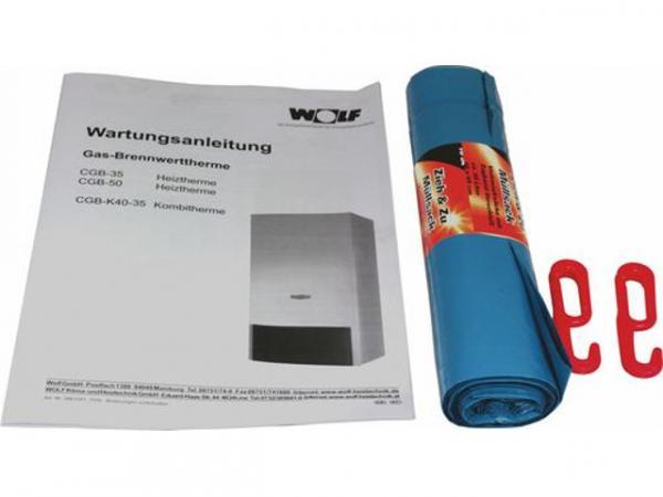 WOLF 2482875 Reinigungs-Ergänzungsset CGB-35/50