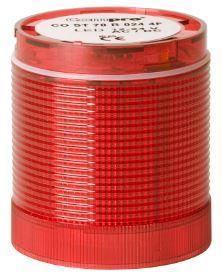 COMPRO CO ST 40 RL 024 LED Element rot Durchmesser 40 mm für Signalsäulen CO ST 40 1F
