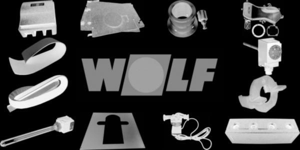 WOLF 8901568 Verkleidung Rückwand