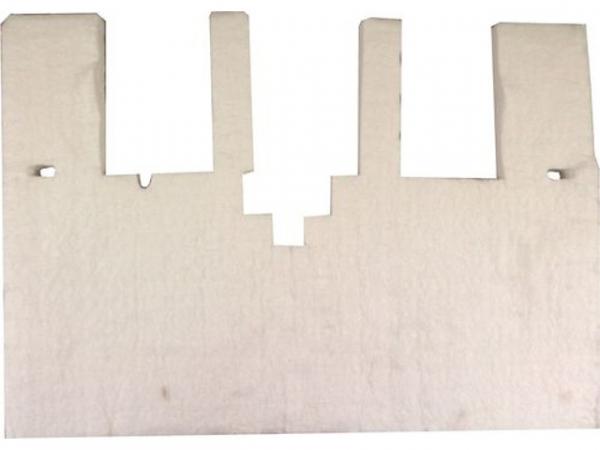 WOLF 1614023 Isolierung für Brennerplatte