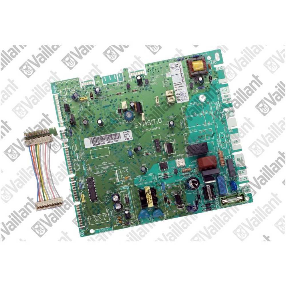 Leiterplatte MAG 11&14-2/0 MAG 16-2/0 130853