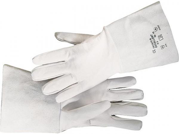 Schweißerhandschuh Nappaleder Größe 11