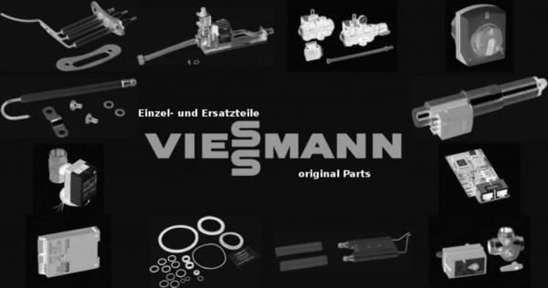 VIESSMANN 7820486 Dichtung Schneckenrohr 178 x 178 x 3