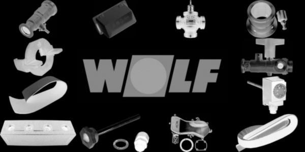WOLF 2444764 Verkleidung-Mantel, Silber