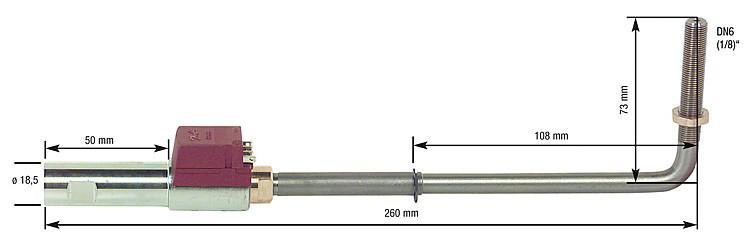 Ölvorwärmer für Olymp Typ 2DV/3 DV/ 5 DV (Standard)