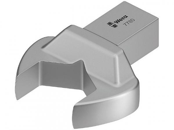 Einsteck-Maulschlüssel WERA Vierkant 14x18mm, Form D SW 38