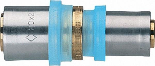 Pressfitting für MSVR Reduzierkupplung 26x3 - 20x2mm