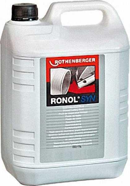 Gewindeschneidfluid Ronol Syn 5l Kanister