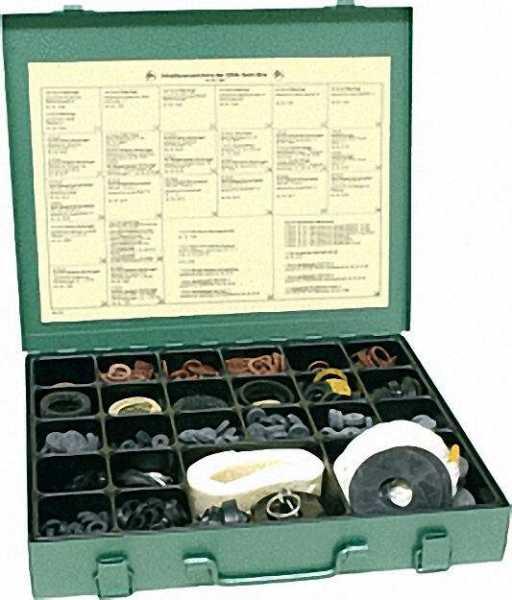 Dichtungskoffer-Sanitär Nr.: 7600 komplett