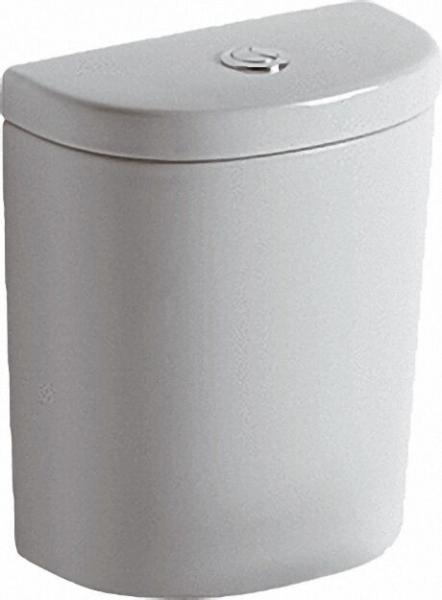 Spülkasten Arc Connect 6 Liter ( Zulauf unten ) mit Ideal Plus Beschichtung