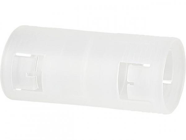 Rohrmuffe M20 transparent