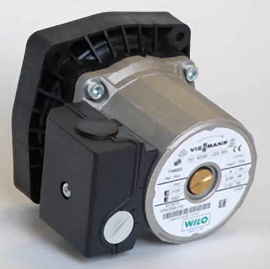 VIESSMANN 7825097 Umwälzpumpenmotor VIHU 25/6-2 mit Adapte