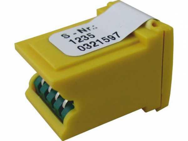 WOLF 274435899 Parameterstecker 130kW für Erdgas(ersetzt Art.-Nr. 2744358, 8751379)