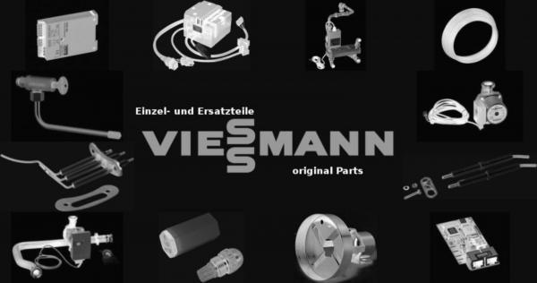 VIESSMANN 7839406 Rohrbogen mit Dichtung