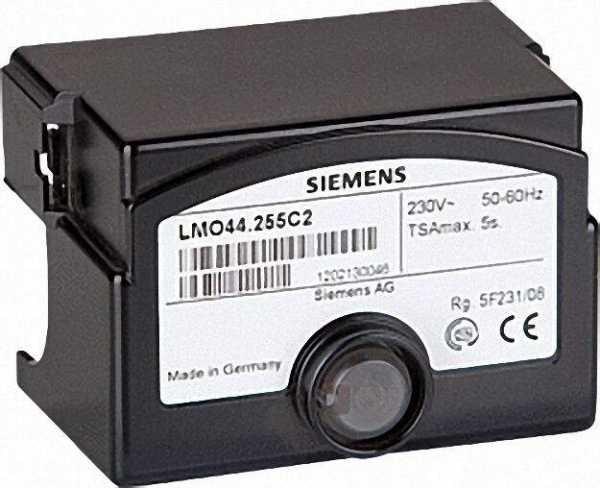Ölfeuerungsautomaten LMO 44,255 C2 ersetzt A2 Ersetzt LOA 44
