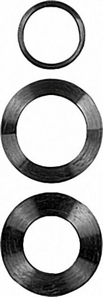 Präzisions-Reduzierringe 30,0x20,0x2,0