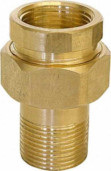 Absperrverschraubung Typ 540 Anschluss R 3/4'', AGxIG