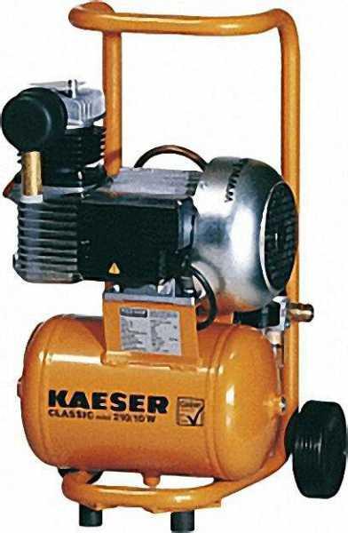 KAESER Kompressor Classic Mini 210/10 W