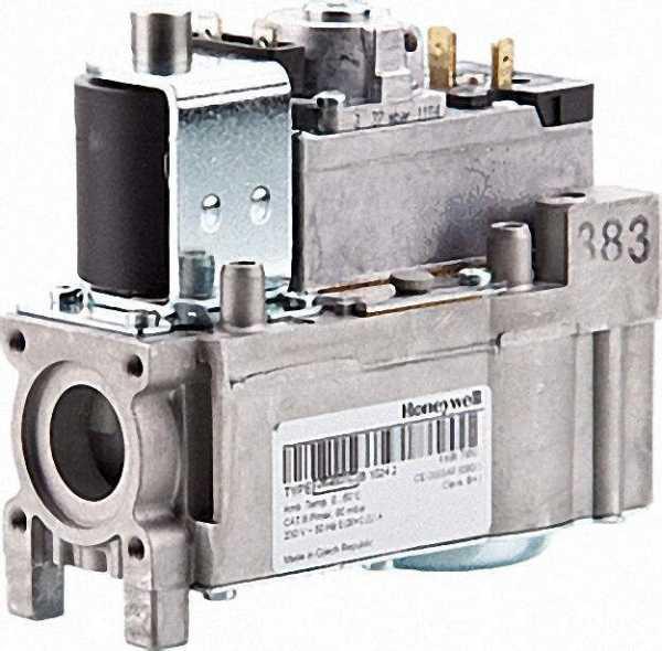 BUDERUS/SIEGER Gas-Kombinationsventil 230 Volt VR4601CB1024U
