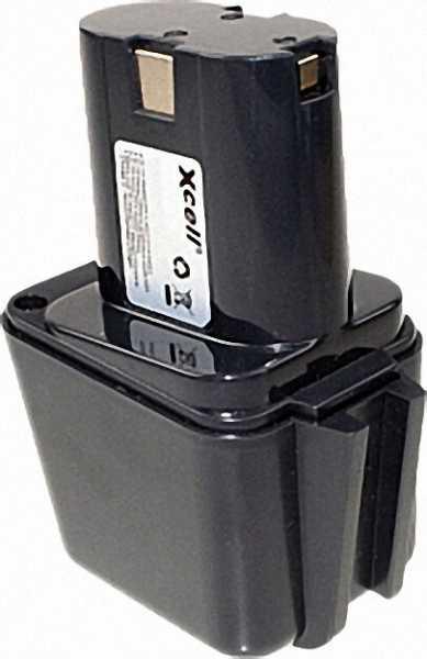 Werkzeugakku für Bosch Ni-Cd, 7, 2V, 2,0Ah