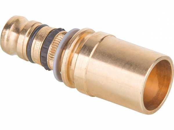 Geberit Mepla Übergangsstück mit Einschubende 50x4mmx42mm 606508005